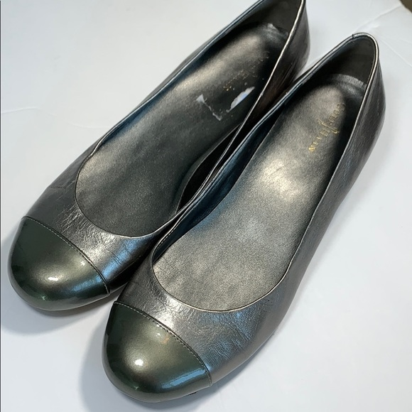 Cole Haan Nike Air Sole Wedge Flats